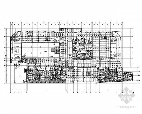 [上海]高层商品住宅给排水施工图