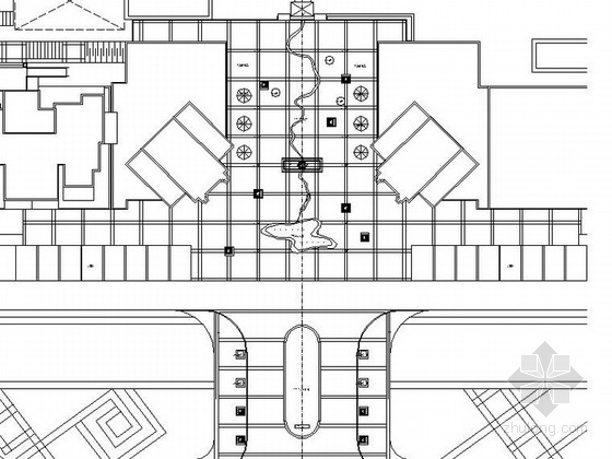 [上海]怀旧精品住宅小区设计施工图