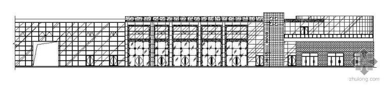 某建筑外立面装饰施工图