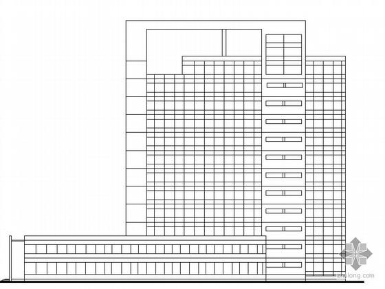 [南昌]某大学科技园十五层办公大楼方案(含效果图)