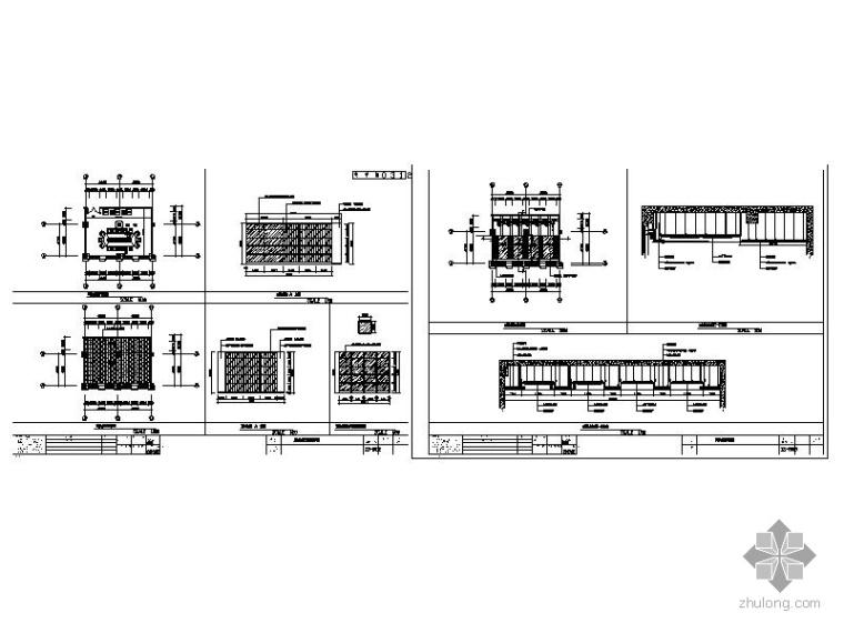 会议室空间施工图B_3