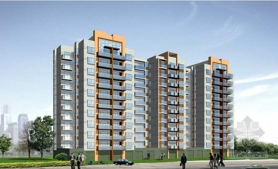 6层砖混住宅楼给排水工程预算书(含图纸及工程量计算)
