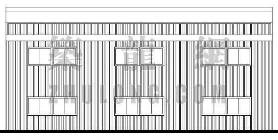 一个全钢结构的锅炉房设计方案