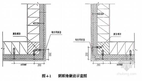 [河北]住宅小区建筑节能工程施工方案