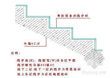 北京某大学高层教学科研楼工程楼地面施工方案(鲁班奖工程)
