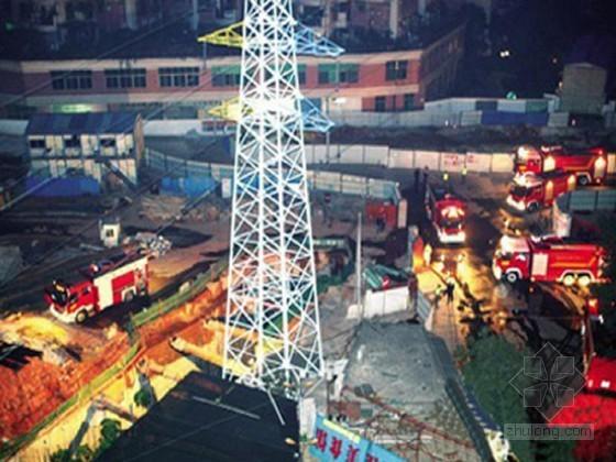 [北京]地铁施工消防应急预案32页