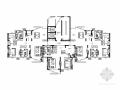 [湖北]知名地产多种类住宅建筑户型图