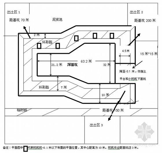 [江苏]水厂取水泵房深基坑开挖施工方案