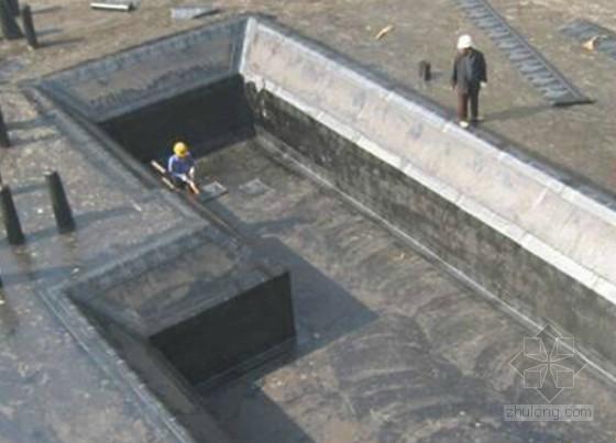 建筑工程施工地下防水施工要点培训讲义