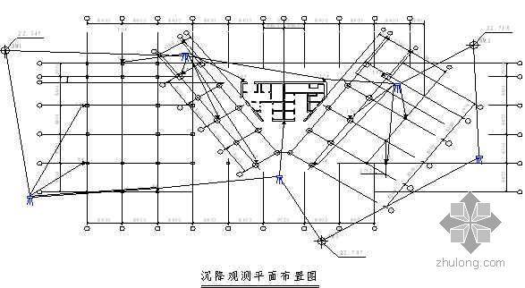 南昌某国际大酒店主体结构施工技术总结(附图)