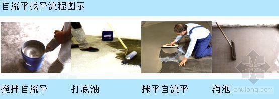北京某医院病房楼地面施工方案