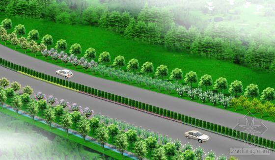 镇江高山公路景观设计