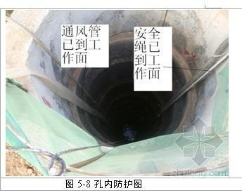 [广东]保障性住房人工开挖桩基础安全施工方案