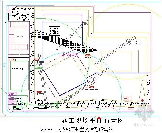 [安徽]大体积混凝土施工方案(测温 热工计算)