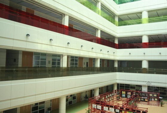 [浙江]框剪结构综合广场装饰装修工程施工组织设计(附装修PPT)
