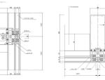 教学楼幕墙工程施工组织设计