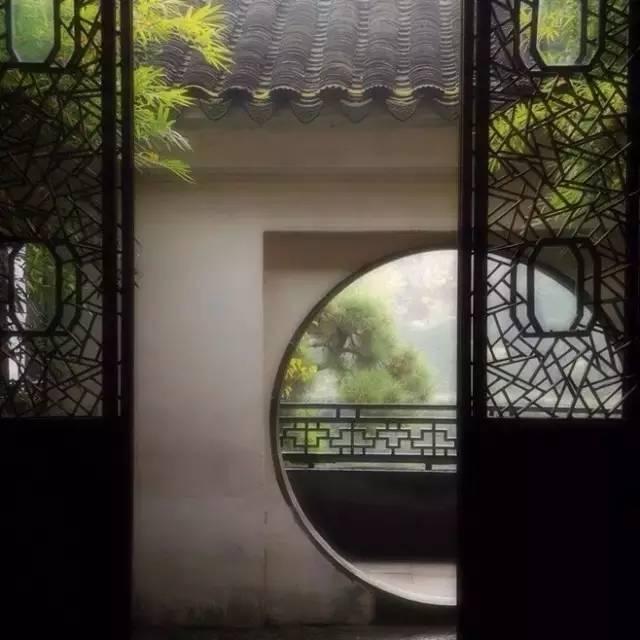 中式园林,中国人最美的心灵后花园