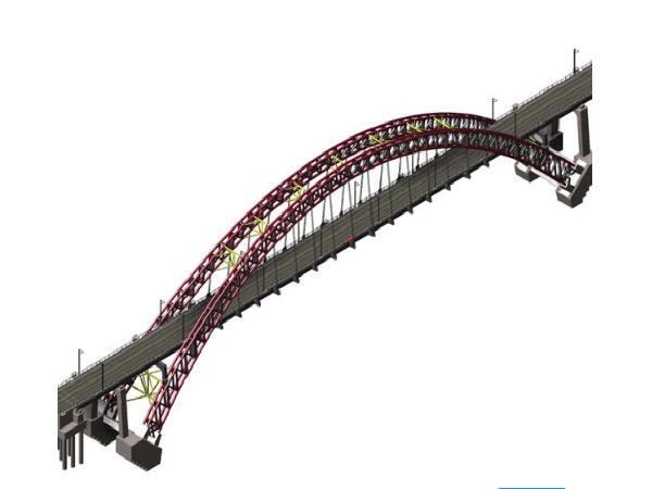 """用BIM""""智""""造桥梁工程"""