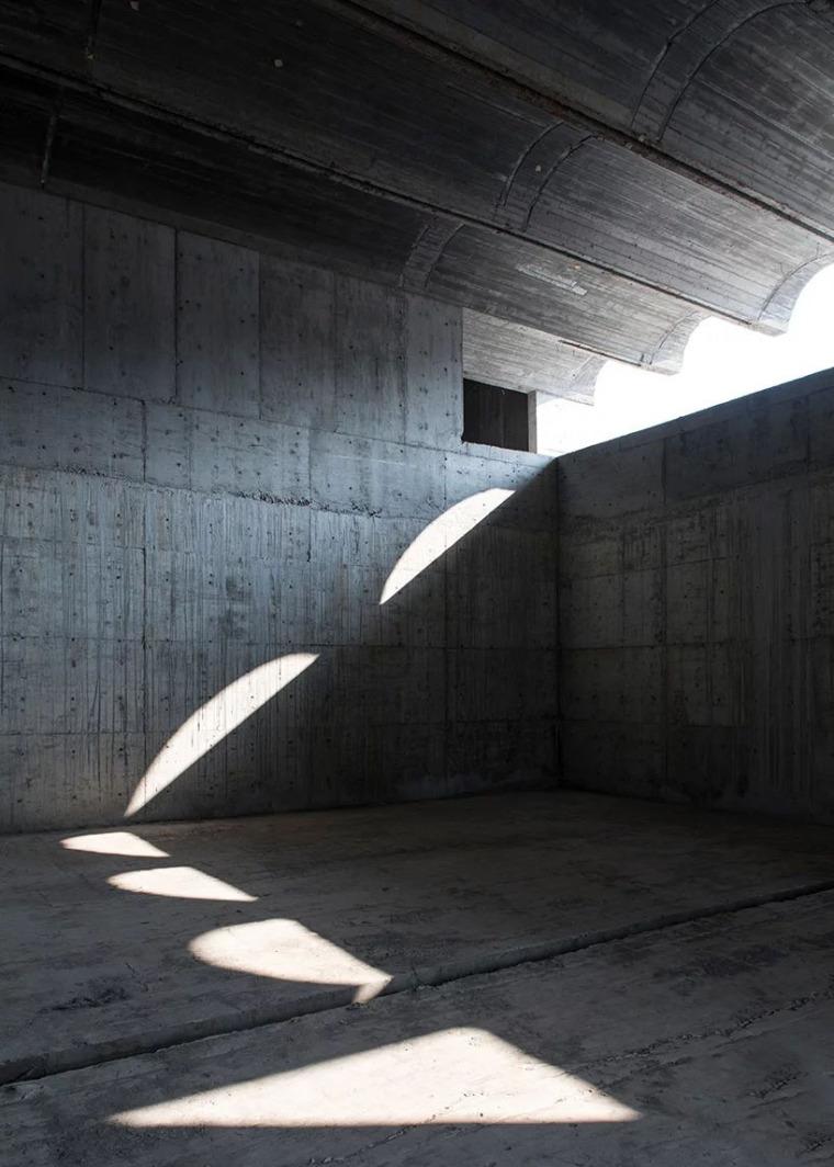 台州旧仓库改造的当代美术馆-6