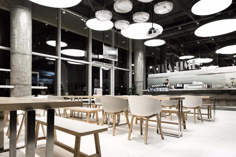 补时咖啡与艺术空间-12
