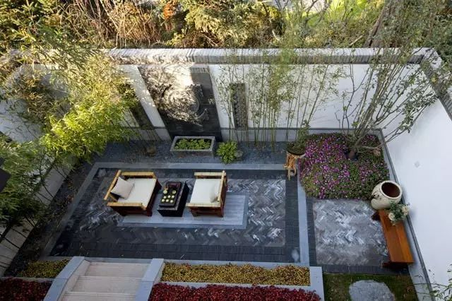 景观风水丨庭院围墙设计中的讲究_22