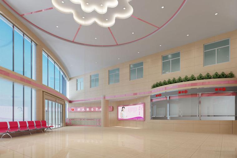 (原创)妇幼保健院设计案例效果图-妇幼保健院13.jpg