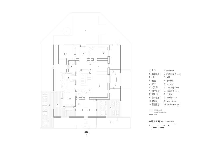 沈阳河畔花园的商业建筑-16