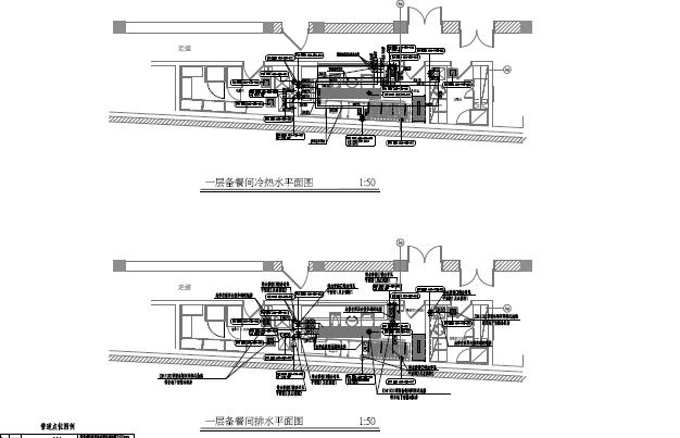 [上海]鲁能酒店附属楼给排水施工图_4
