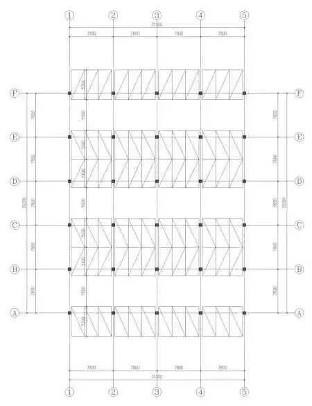 地下车库设计中,常见的几种柱网分析