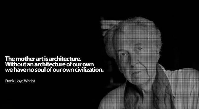 建筑大师的设计箴言