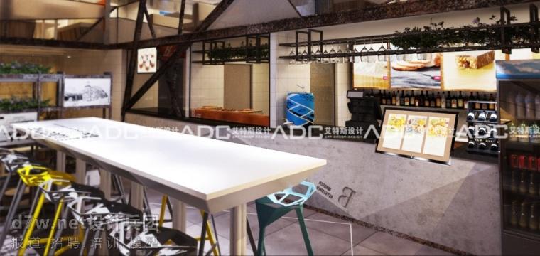 """互联网+餐饮""""时代下的餐厅设计如何增加餐饮品牌附加值?_4"""