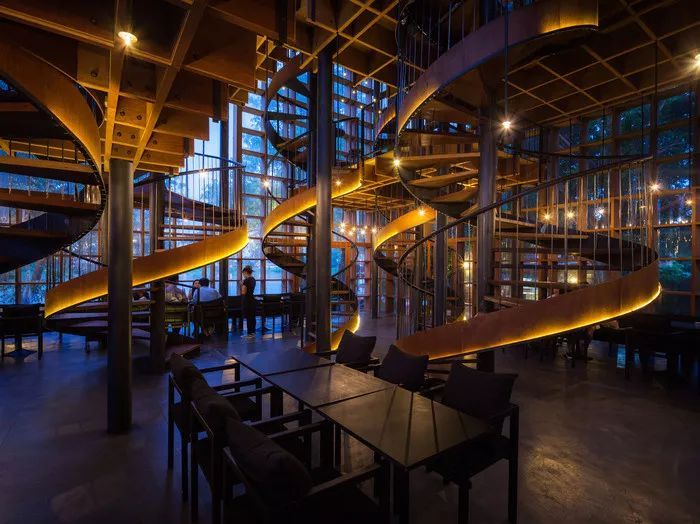 别找了,2018年最好看的餐饮空间设计都在这里了_84
