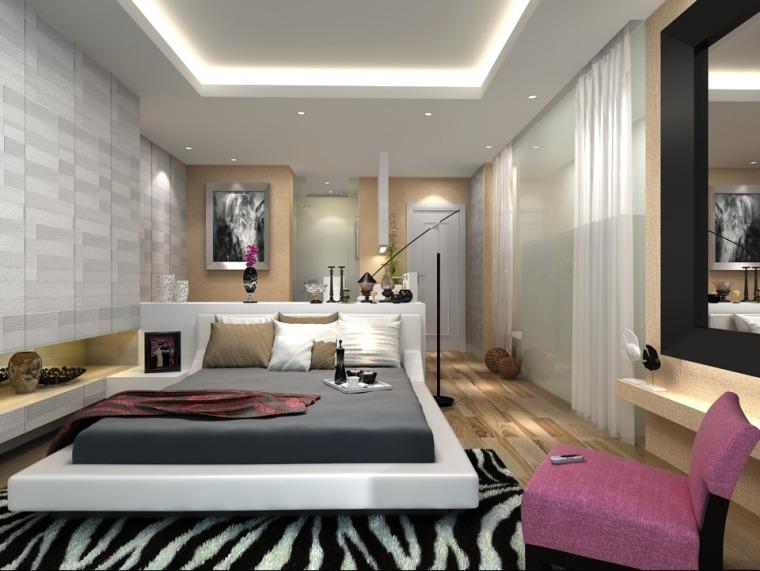 徐旭俊设计师:混搭风格三居室婚房设计