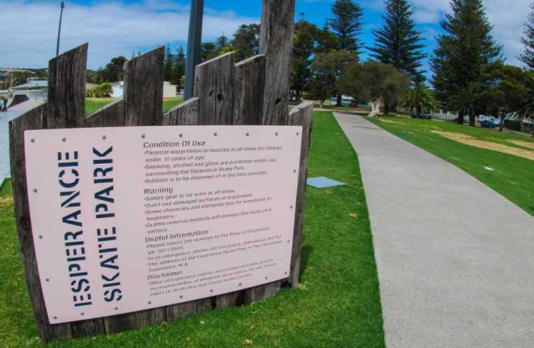 澳大利亚Esperance滑板公园-8