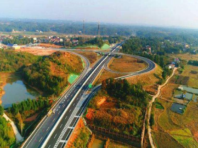 高速公路建设项目施工交通组织布控方案
