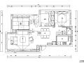 蓝色D小调 江南名楼住宅设计施工图(附效果图)