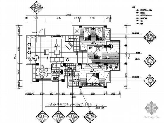 [福州]复式楼装修方案(含效果图)