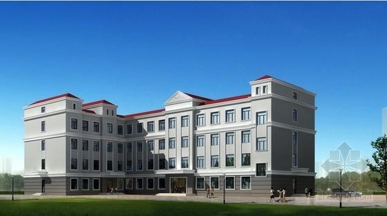 [毕业设计]6层框架结构宿舍楼建筑工程预算书(含工程量计算)45页