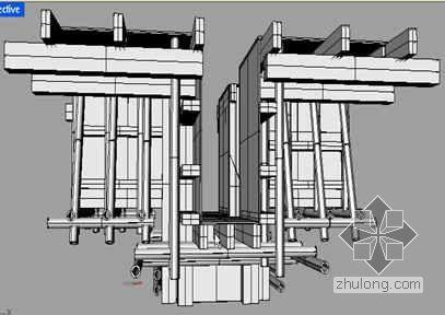 北京某综合楼大跨度模板支撑体系施工方案(附计算书)