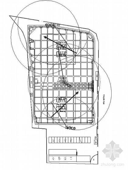 上海某商务中心地下室施工组织设计