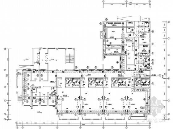 [山东]幼儿园水暖设计施工图纸(太阳能系统)