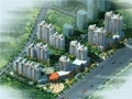 [浙江]现代风格住宅小区规划设计方案文本(含CAD总图)