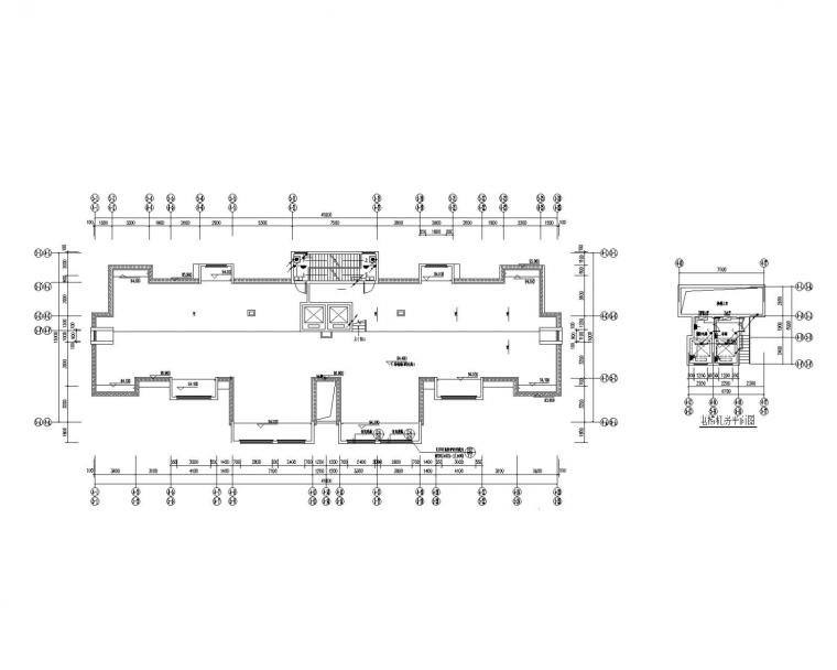 [湖南]30层商住楼电气施工图