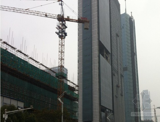 [江苏]办公综合楼装饰工程施工组织设计(图文并茂)