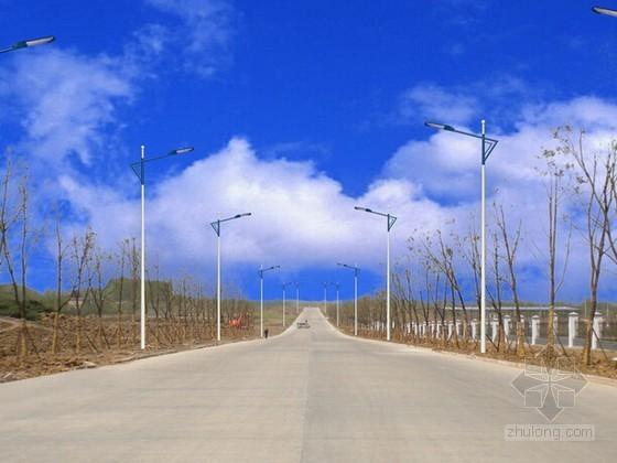 [山东]2015年农村公路改建及大中修工程设计招标文件