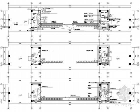 [江苏]学校门卫房电气全套施工图(甲级院最新设计)