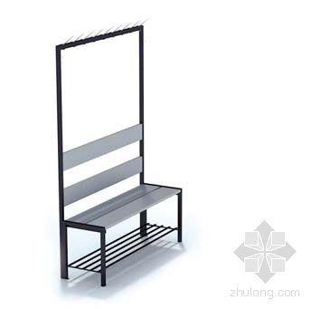 Vray案例作业02资料下载-座椅02