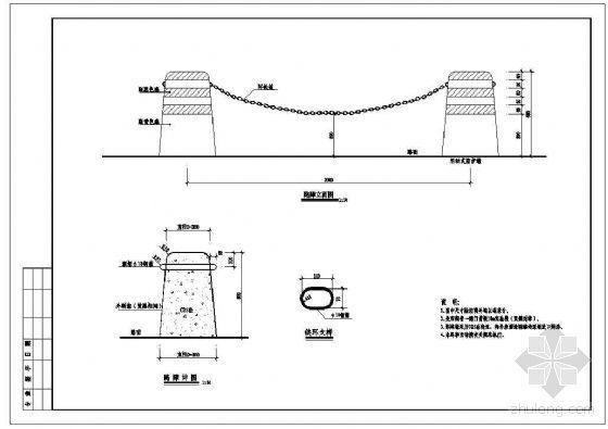 铁艺护栏详图(九)