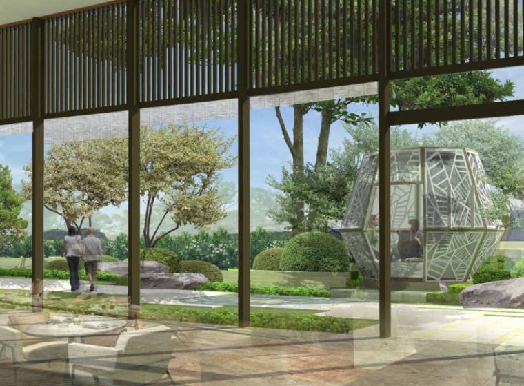 [福州]凯悦丽景酒店景观方案设计-AECOM(含:屋顶花园景观设计)_2