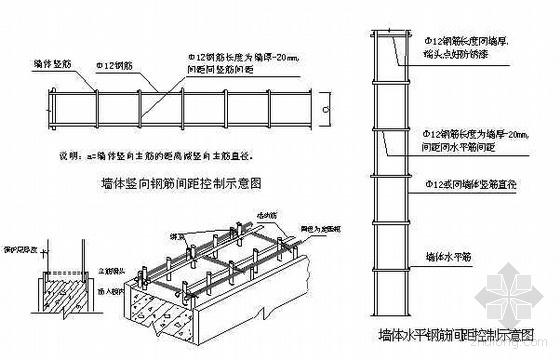 北京某中学教学附属用房及改造工程施工组织设计(详图丰富)